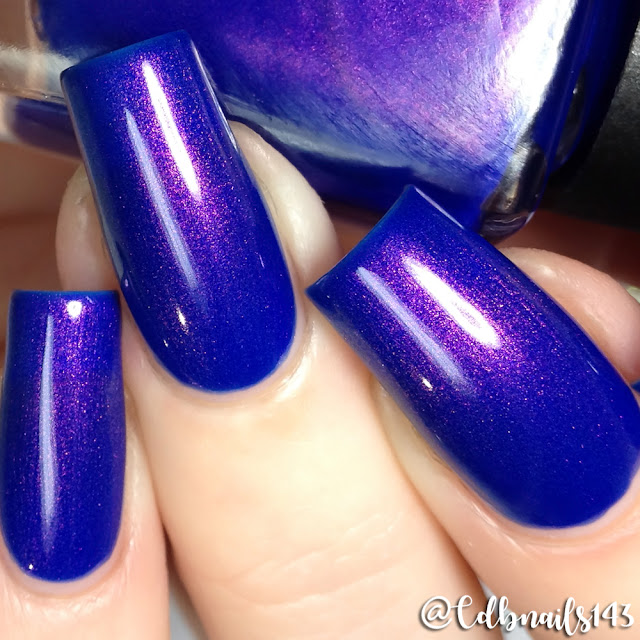 Lollipop Posse Lacquer-Talking to Myself at Night