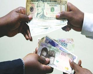 naira/dollar notes
