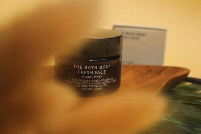 Review: Yuk, Kenalan Dengan The Bath Box Fresh Face Mask!