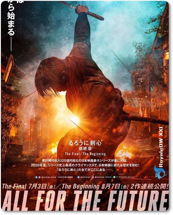 RUROUNI KENSHIM THE FINAL (2021)