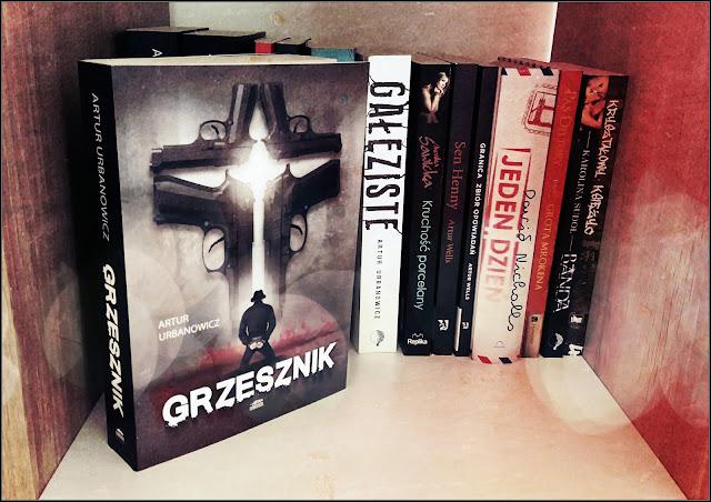 """""""Grzesznik"""" już na mojej półce!"""
