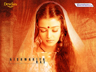 Aishwarya Rai In Devdaas