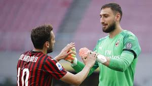 AC Milan Konfirmasi Bakal Perpanjang Kontrak Calhanoglu dan Donnarumma