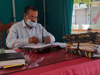 जौनपुर : 20 अप्रैल से कार्यालयों में कार्य प्रारंभ करना : डीएम | #NayaSabera