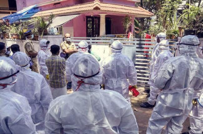 COVID-19 outbreak
