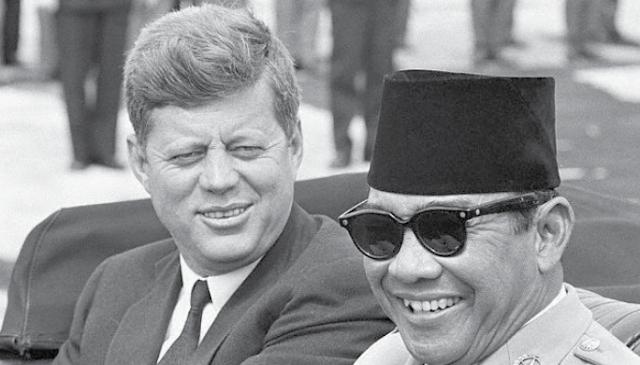 Bung Karno Dan John F Kennedy