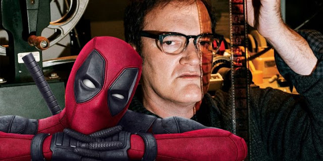 Fans abren petición para que Tarantino dirija Deadpool 2