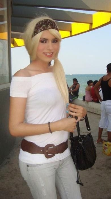 Romania Crossdresser