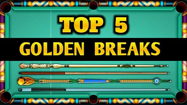 Top 5 Golden Breaks 2019