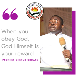 Download Principle Of Faith And Obedience Part Two - Prophet Cherub Obadare
