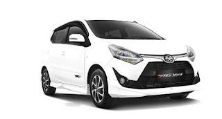 Alasan Toyota Agya Terbaru Banyak Diburu