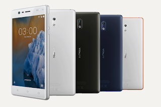 Review: Latest Android Nokia 3 Phone with Full Specification - 2017
