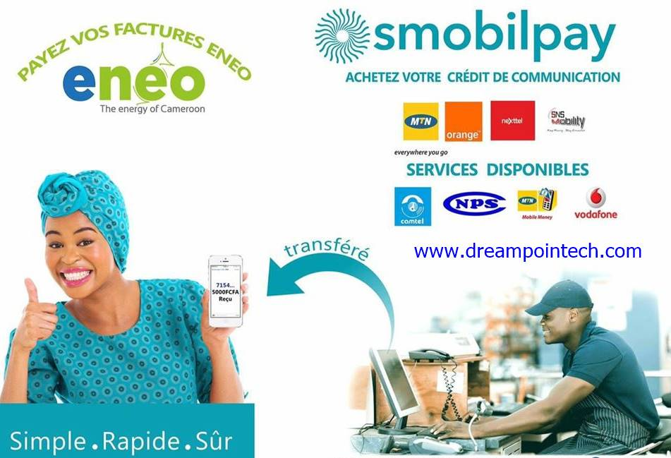 Join smobilpay today for free