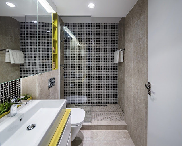 Low Maintenance Bathroom Design