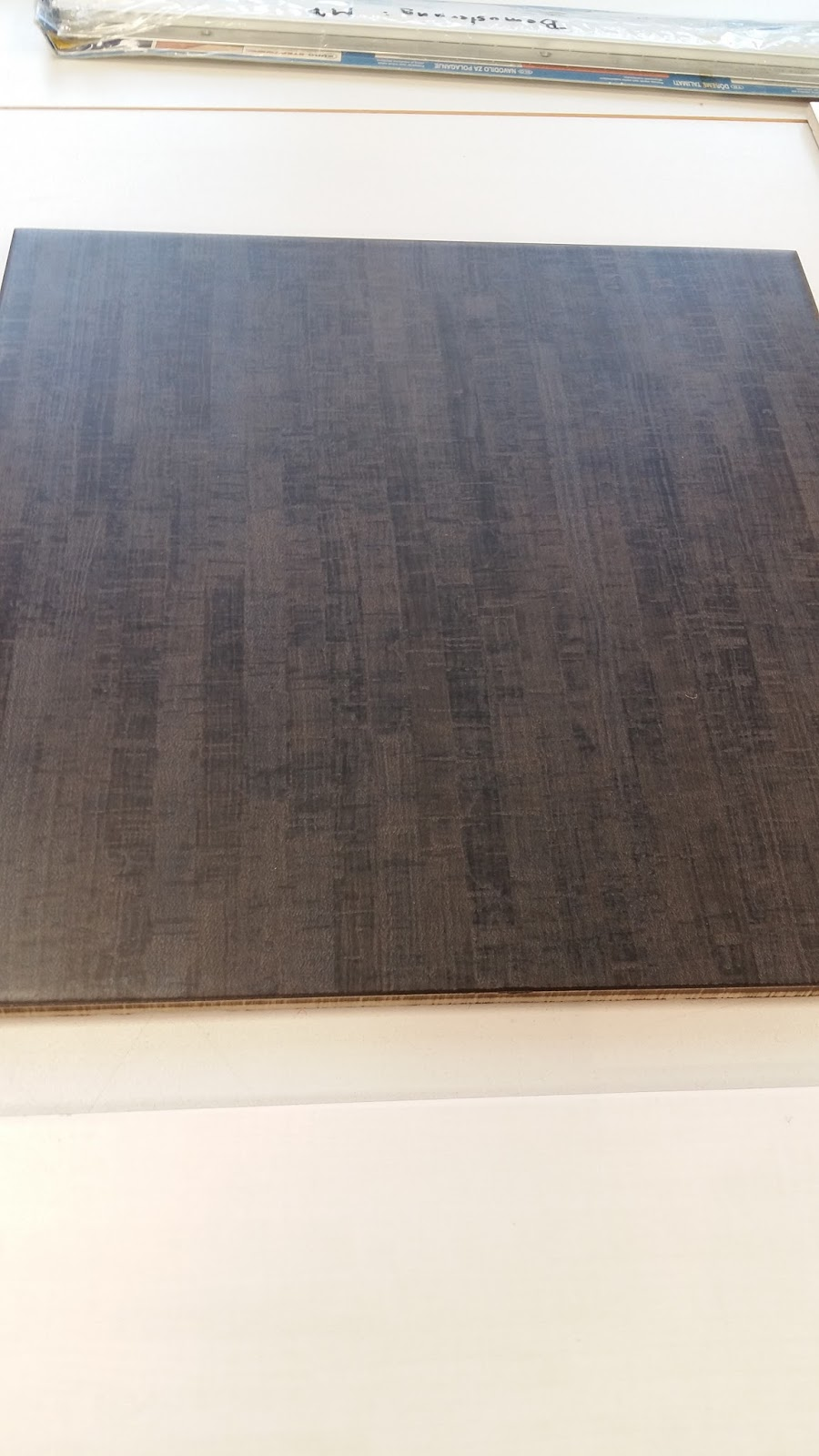 Inredning laminat klinker : Unser Prohaus Profamily 148: Bemusterung