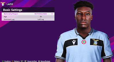 PES 2020 Faces Bobby Adekanye by Rachmad ABs