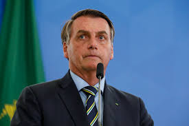 'Ontem foi último dia triste', diz Bolsonaro