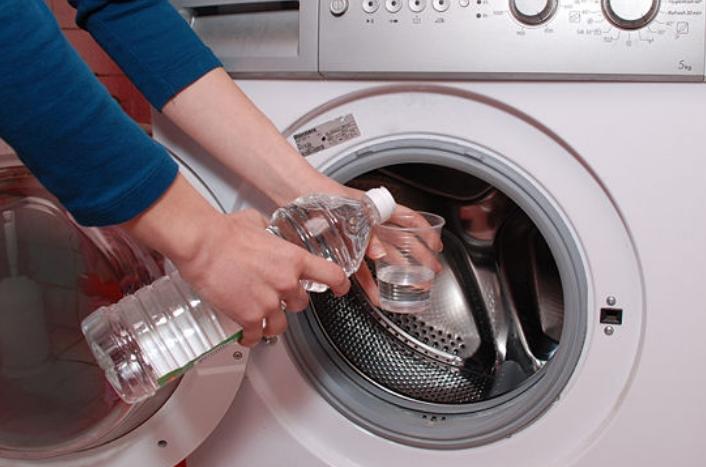 Pelėsis skalbimo mašinoje