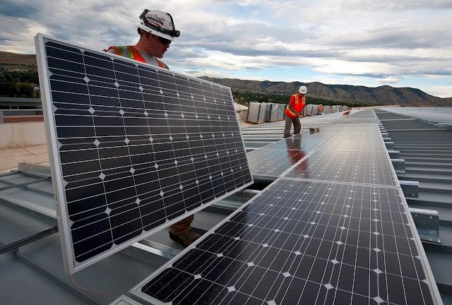 Solar-Geschäft-ideen