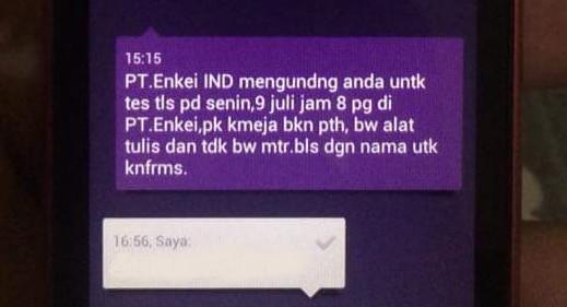 Info loker pt Enkei Indonesia terbaru 2018 posisi operator produksi untuk SMK/SMA