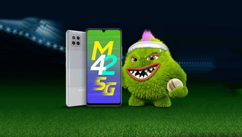Samsung launches Galaxy M42 5G
