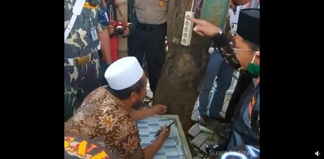 Tindaklanjuti Penggerebekan Di Rembang Pasuruan, Banser Berencana Laporkan Zainullah Ke Polisi