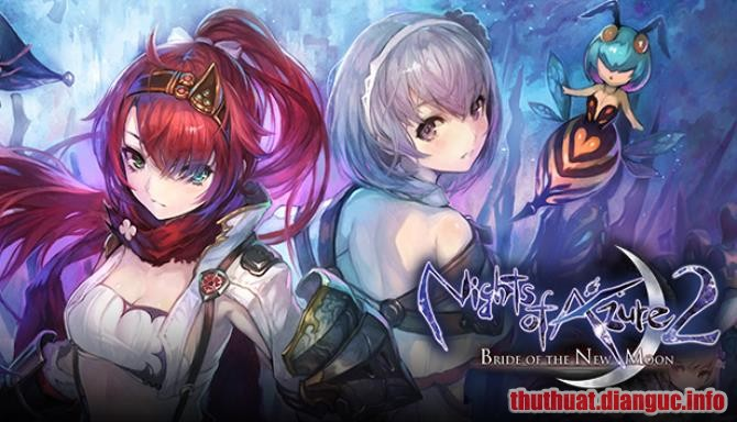 Download Game Nights of Azure 2: Bride of the New Moon Full Crack
