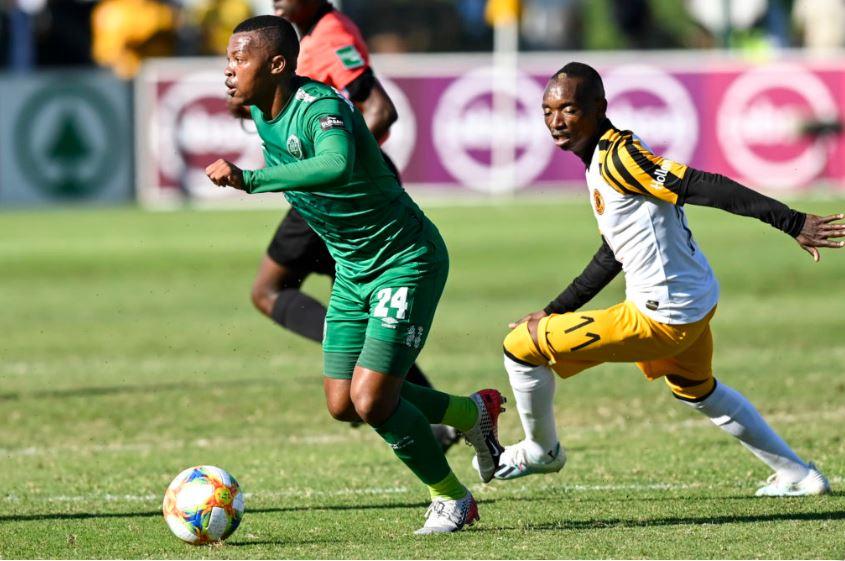 Orlando Pirates defender Thembela Sikhakhane on loan at AmaZulu