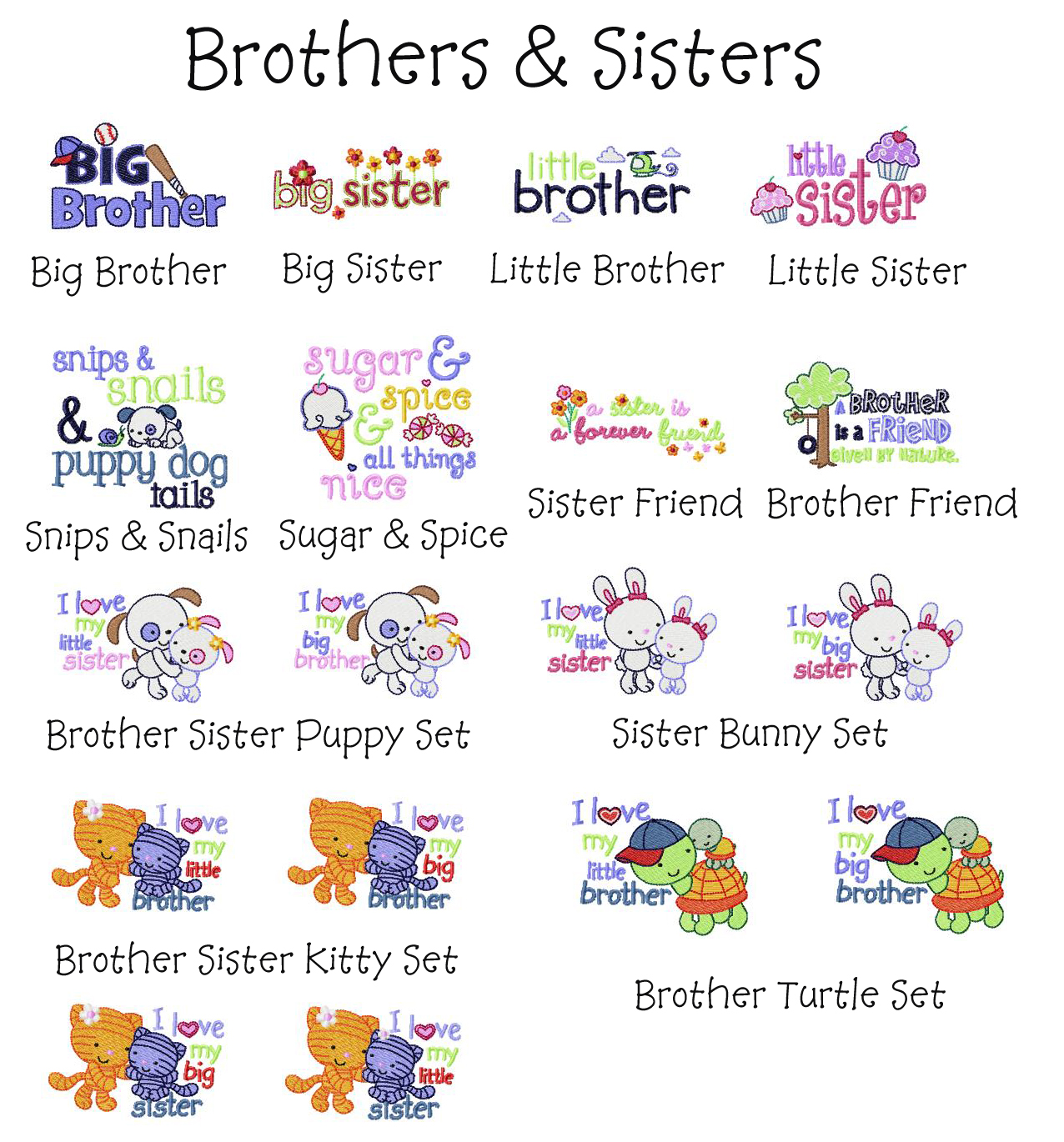 Love my brother and sister quotes-7965