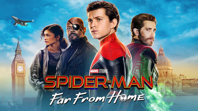 Spider Man Far From Home Full Movie in Hindi Download Pagalmovies 123movies