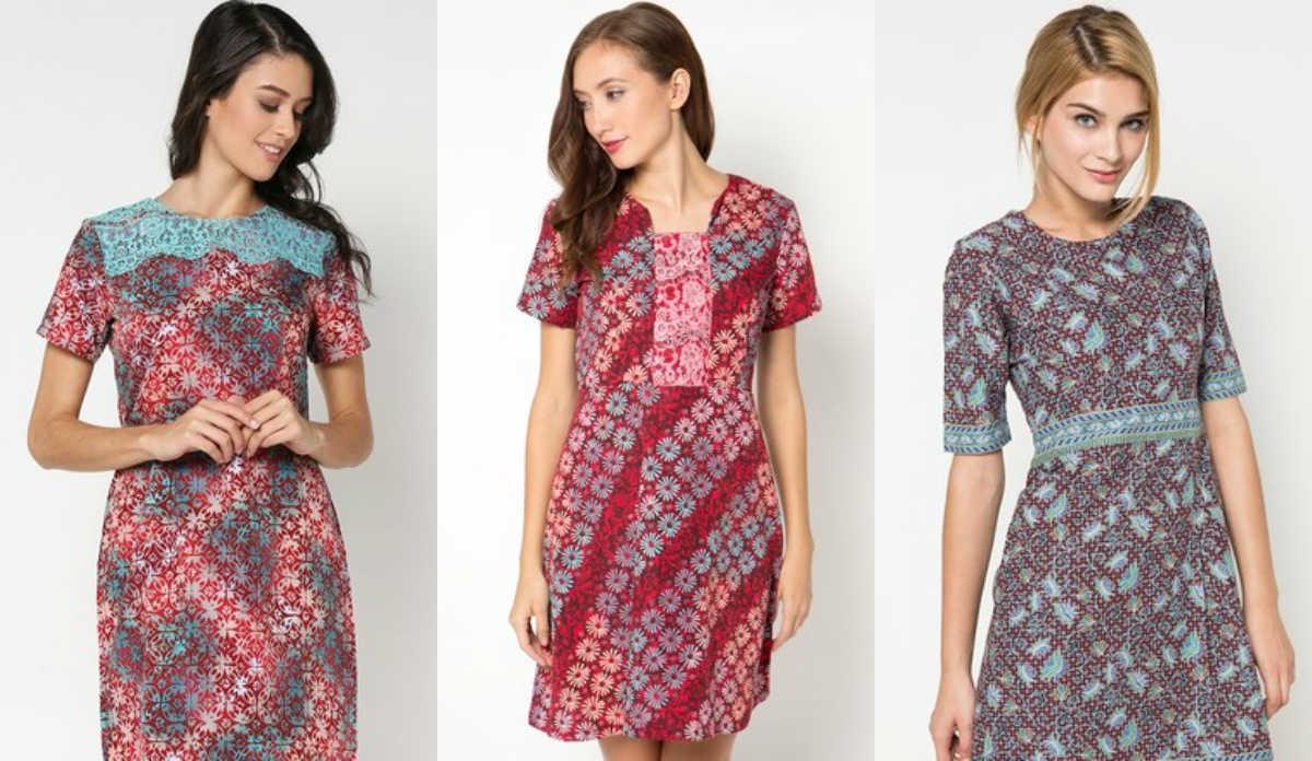 Ini Dia Beberapa Model Baju Batik Terbaru Yang Kekinian Ditahun 2018