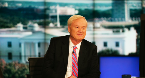 Chris Matthews Announces he's Retiring From MSNBC