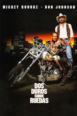 Harley Davidson And The Marlboro Man 1991 DVD R1 NTSC Latino