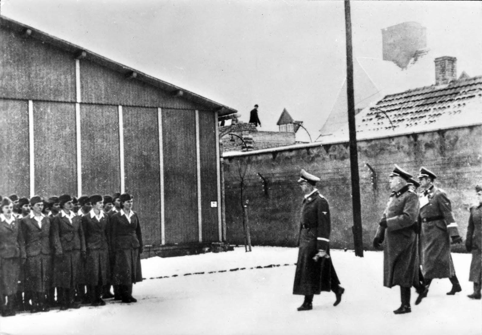 Pictures Inside Ravensbruck Hitler S Concentration Camp