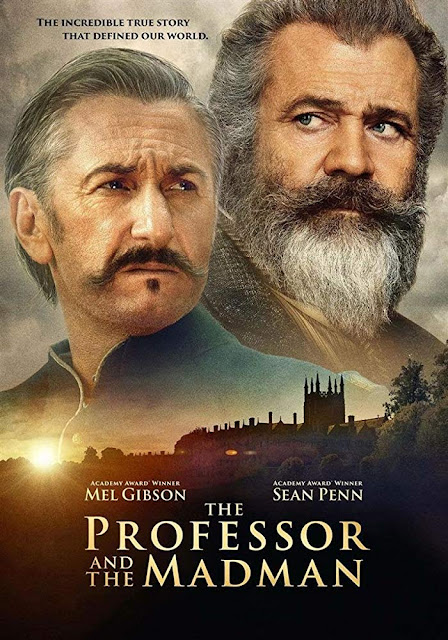 Review film The Professor and the Madman (2019)
