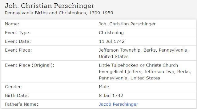 John Christian Barshinger