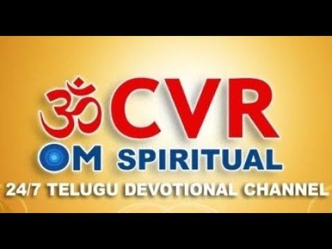 [Live] CVR Om Spiritual Channel Online