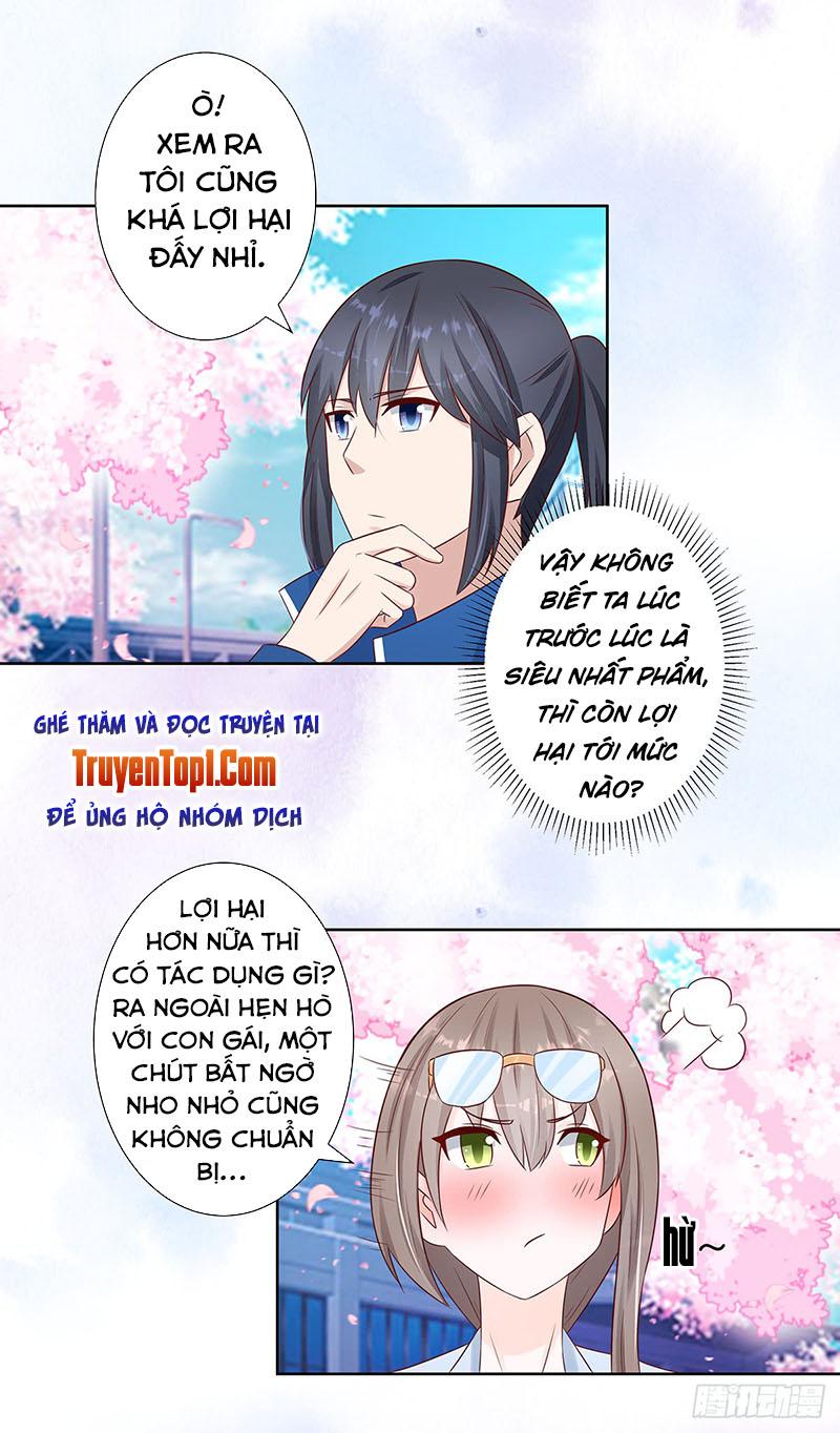Người Tu Tiên Tại Đô Thị Chapter 14 - Trang 14