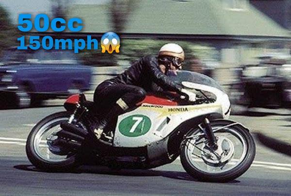 Sebelum regulasi pada ajang balap di berlakukan Lima Motor Balap Terekstrim Pada era 1960