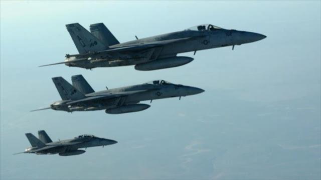 Otra matanza: coalición de EEUU mata a decenas de civiles sirios