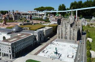 Italia en Miniatura,Milán.