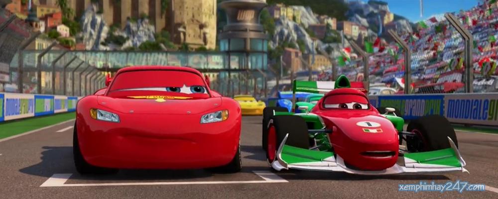 http://xemphimhay247.com - Xem phim hay 247 - Vương Quốc Xe Hơi 2 (2011) - Cars 2 (2011)
