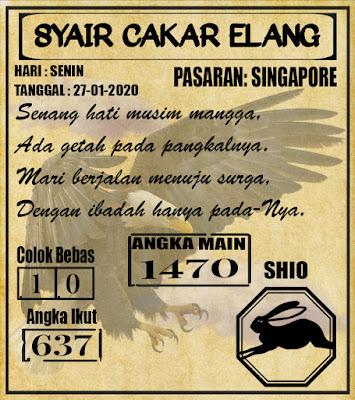 SYAIR SINGAPORE 27-01-2020