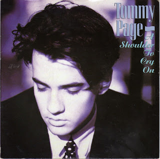 Lirik Lagu A Shoulder To Cry On Oleh Tommy Page, Released 1988, Genre Pop, Special Memories, song lyric, love song, west song