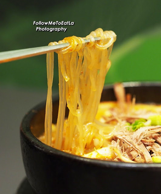Jap Chae (Korean Glass Noodles)