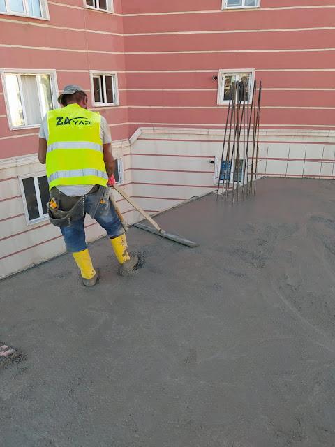 betona mastar nasıl çekilir, mastar çekilmesi, beton slump değeri