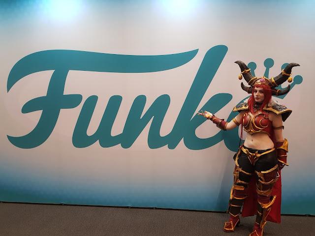 #Funko Making Its Mark at Fancon 2018 @Gammatek @FanConComicCon