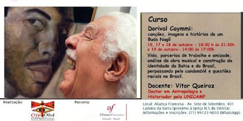 Em outubro, Salvador recebe curso e lançamento de livro sobre Dorival Caymmi