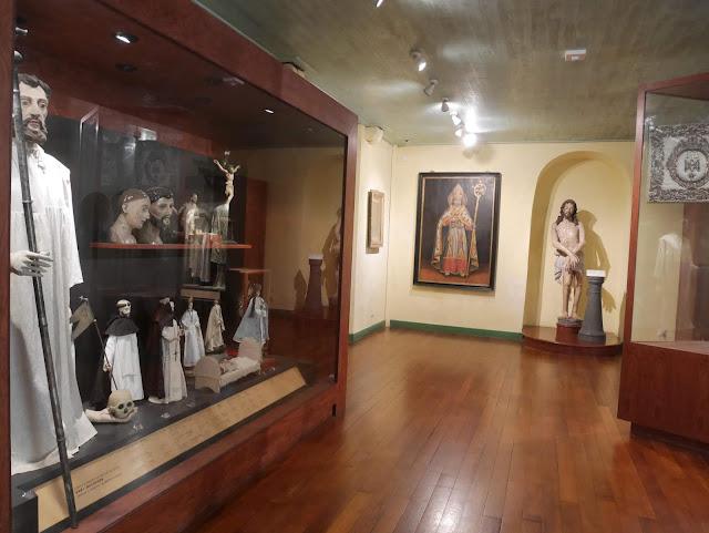 Treasures of Sacred Arts Museum, St. Dominic's Church, Macau