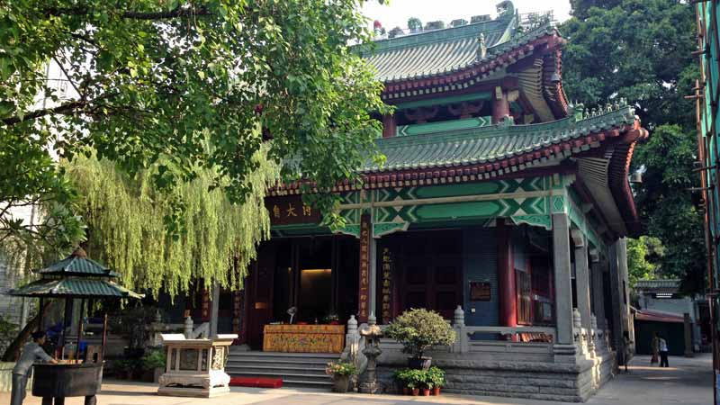 Tempat Wisata di Guanghzou